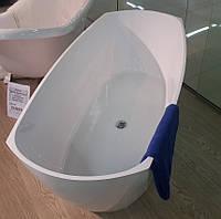 Отдельностоящая ванна из литого камня 1,71 Albert Украина