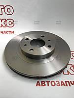 Тормозной диск передний вентилируемый Metelli 23-0411 ВАЗ 2110-12 1117-19 2170-72 (R14)