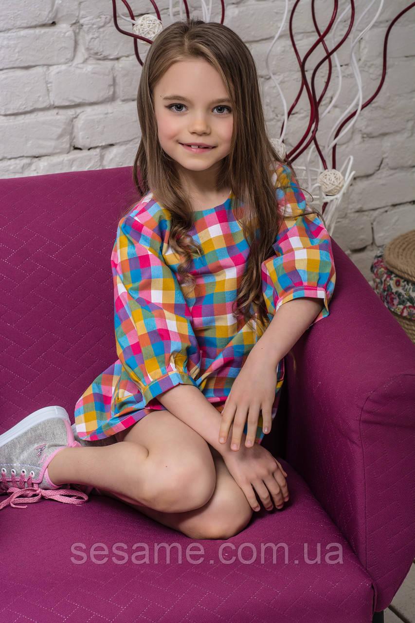 Платье детское Кармашки
