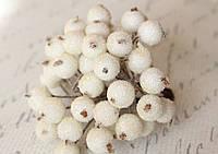 Белые сахарные ягоды 40 шт
