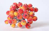 Красно-желтые сахарные ягоды 40 шт