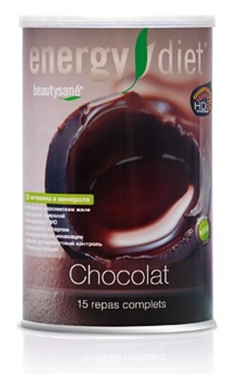 """Энерджи Диет Energy Diet HD  """"Шоколад""""Коктейль белковый для похудения (Франция)"""