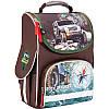 Ранец школьный ортопедический каркасный Kite Rock crawler K17-501S-4