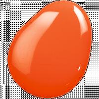 """Лак для ногтей СС 9 в 1 """"Умный цвет"""", тон Сладкий мандарин"""