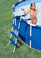 Лестница для бассейна intex 28062
