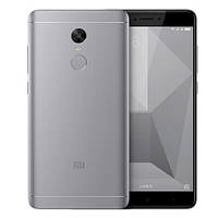 Смартфон ORIGINAL Xiaomi Redmi Note 4X Grey (8Х2,0Ghz; 3Gb/16Gb; 13МР/5МР; 4100 mAh)