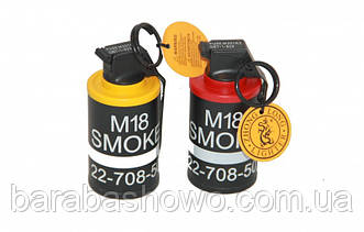 Зажигалка газовая Граната smoke m18