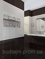 25х40 керамічна плитка Дамаск ванна кухня