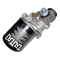Влагомаслоотделитель с регулятором давл. (8,7 атм.) с адсорб. КамАЗ, МАЗ (ПААЗ)