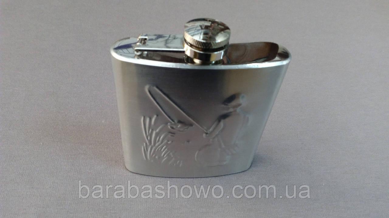 ФЛЯГА 6A2-5-(6OZ), фляга на риболовлю, фляга недорого, фляга подарункова, фляга в машину