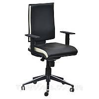 Офисное кресло Кресло Спейс FS HB Неаполь N-20/боковины Неаполь N-50 AMF, фото 1