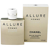 Chanel  Allure Homme Edition Blanche  50ml туалетная вода
