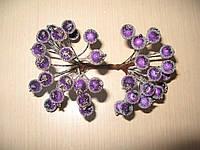 Фиолетовые сахарные ягоды 40 шт
