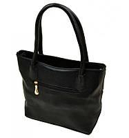 Сумка Женская Классическая иск-кожа 08-2 60508 black, сумка модная черного цвета