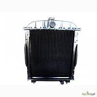 Радиатор 45-1301010-Б ЮМЗ-6 медный (пр-во Юбана), 45-1301010-Б