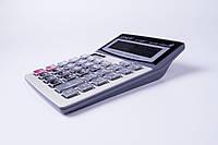 Калькулятор Joinus JS-1200VT, 12 разрядный, 2 вида питания, прозрачные кнопки, калькуляторы электронные