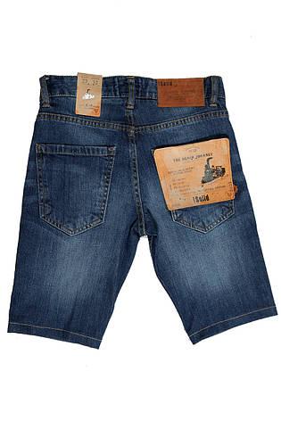 Мужские джинсовые шорты Dexter Skinny Stretch от Solid в размере W27, фото 2