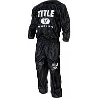 Костюм для сгонки веса / Термокостюм TITLE Super Nylon Sweat Suit