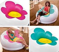 Детское надувное кресло Intex 68574