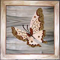 Картина бабочка /ручная работа