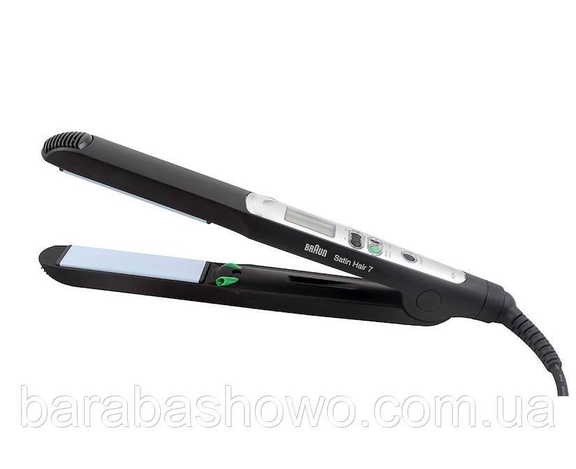 Стайлер випрямляч для волосся BRAUN ES2 MN