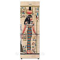 Виниловые наклейки на холодильник комплект Египет