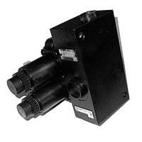Клапан гидравлический нагнетательный (AH201227/AH160004/1525503641), JD7200-7500/7530/7830 (Rexroth)