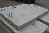 Плиты перекрытия лотков П-8-8