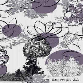 Ткань для штор Begonya 22