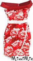 Одежда для Barbie Модное платье, вишневое, Barbie, Mattel, платье цвет вишни, Красный