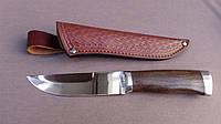 Нож нескладной Медведь Классический для охоты из качественной стали