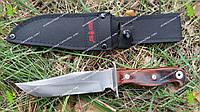 Нож нескладной 16 k финка туристическая