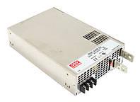 Блок питания Mean Well RSP-2400-24 В корпусе с ККМ 2400 Вт, 24 В, 100 А (AC/DC Преобразователь)