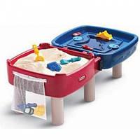Песочница-стол 2 в 1 Little Tikes Играем и рисуем (451T)