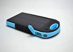 Портативный аккумулятор Solar Charge 40000 mAh 2 USB 1 Led FK