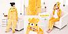 Пижама кигуруми Rilakkuma мишка Тедди, фото 2