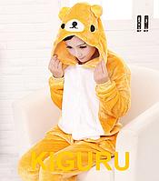 Пижама кигуруми Rilakkuma мишка Тедди S (150-160cm)