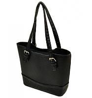 Сумка Женская Классическая иск-кожа M 58 14/801 black, сумка средняя, качественная