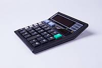 Калькулятор CT-500, 10 розрядний, 2 види харчування, покрокова коригування, калькулятори електронні, фото 1
