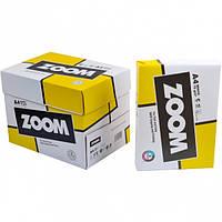 Бумага для ксерокса ZOOM А4 500 листов, 75г/м²