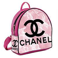 Рюкзак с Шанель