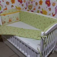 Охранка Asik в детскую кроватку