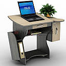 Комп'ютерний стіл СУ-2К Тіса меблі, фото 5