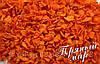 Морковь сушенная резаная 3*3