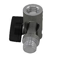 Поворотный переходник для лазерного уровня (нивелира)
