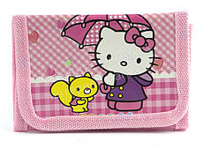 Красивый детский дешевыйкошелекart. KITTY (101034)
