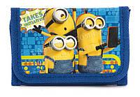 Красивый детский дешевыйкошелекart. Minions (101015)