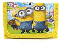 Красивый детский дешевыйкошелекart. Minions (101029)