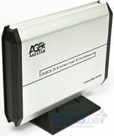 Карман для HDD AgeStar 3UB 3A5 Silver