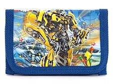 Красивый детский дешевыйкошелекart. Transformers(101037)